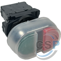 2683-2102 - Red Green Push Button